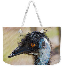 Emu Weekender Tote Bag by Kenneth Albin
