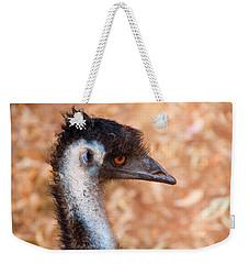 Emu Profile Weekender Tote Bag