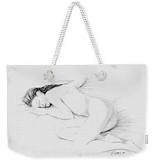 En Calma... Weekender Tote Bag by Edgar Torres