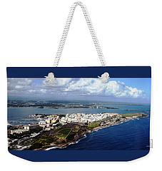 En Mi Viejo San Juan Weekender Tote Bag