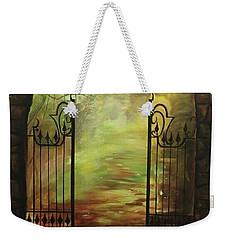 Enchante Weekender Tote Bag by Belinda Low