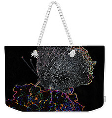Enchanted Butterfly Weekender Tote Bag by Steven Parker