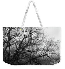 Enchanted Forest Weekender Tote Bag by Ana V Ramirez