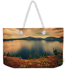 Enchanted Lake No3 Weekender Tote Bag