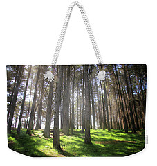 Weekender Tote Bag featuring the photograph Enchanted by Laurie Search