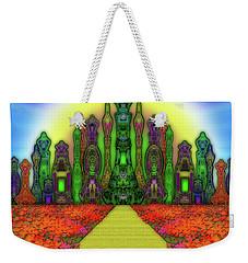 Enchanted Path #004 Weekender Tote Bag