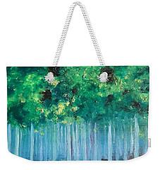 Enchanted Poplars Weekender Tote Bag