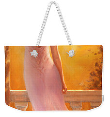 Enchanted Summer Weekender Tote Bag