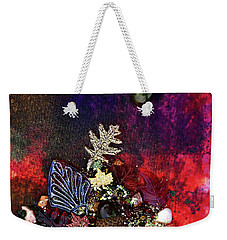 Enchanted Twilight Weekender Tote Bag by Donna Blackhall