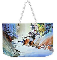 Enchanted Wilderness Weekender Tote Bag by P Anthony Visco