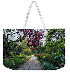 Enchanting Garden Weekender Tote Bag