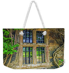 Enchanting Window Weekender Tote Bag