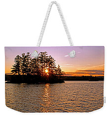Weekender Tote Bag featuring the photograph Enchantment by Lynda Lehmann