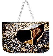 End Of An Era Weekender Tote Bag by Sennie Pierson