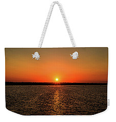 End Of Day Weekender Tote Bag by April Reppucci