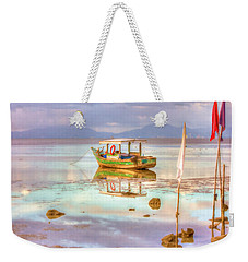 End Of Day Weekender Tote Bag