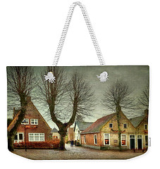 End Of The Day Weekender Tote Bag by Annie Snel