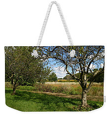 End Of The Growing Season Weekender Tote Bag