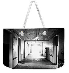End Of The Hall Weekender Tote Bag by Randall Cogle