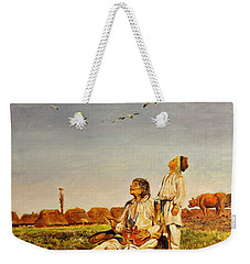 End Of The Summer- The Storks Weekender Tote Bag