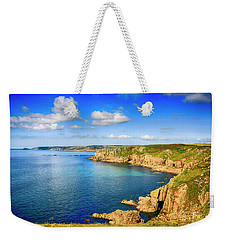 End Of The World - Cornwall Weekender Tote Bag