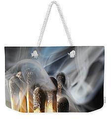 END Weekender Tote Bag by Robert Och