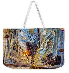 Enders Book Cluetorial Weekender Tote Bag