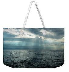 Endless Blue Ocean Weekender Tote Bag