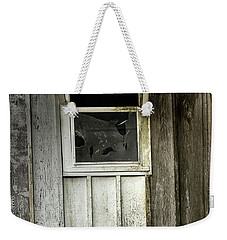 Weekender Tote Bag featuring the photograph Endless by Mike Eingle