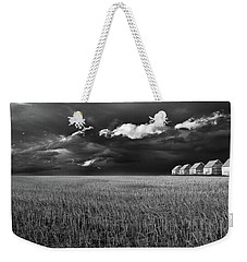 Weekender Tote Bag featuring the photograph Endless Sky by John Poon