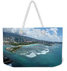 Endless Summer Weekender Tote Bag by Lucinda Walter