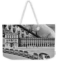 Ends And Means Weekender Tote Bag