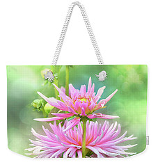 Weekender Tote Bag featuring the photograph Enduring Grace by John Poon