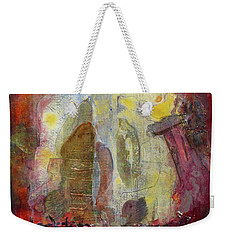Energies And The Yellow Bird Weekender Tote Bag