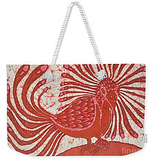 Energy Bird Weekender Tote Bag