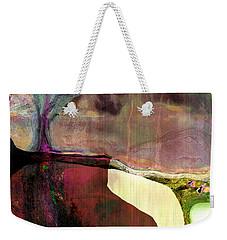 Energy Cycle No 1. Weekender Tote Bag