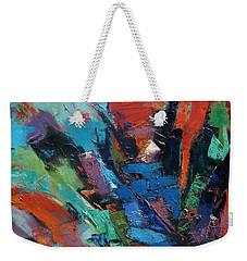 Energy Release Weekender Tote Bag