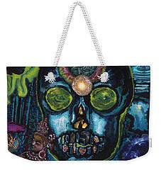 Energy Self Portrait Weekender Tote Bag by Emily McLaughlin