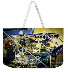 Engine 2x4 Weekender Tote Bag