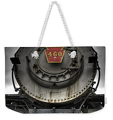 Engine 460 Front And Center Weekender Tote Bag
