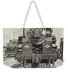 Engine 715 Weekender Tote Bag