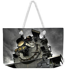 Engine 757 Weekender Tote Bag