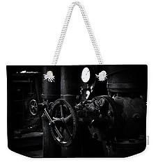 Engine Room Weekender Tote Bag by Tim Nichols