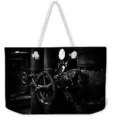 Engine Room Weekender Tote Bag