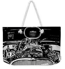 Engine Weekender Tote Bag