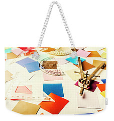 Engineering Colour Rules Weekender Tote Bag