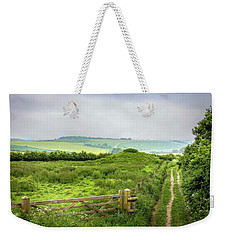English Country Landscape 2 Weekender Tote Bag