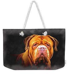 English Mastiff Weekender Tote Bag