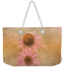Enhanced Conehead Daisy Weekender Tote Bag by Arlene Carmel
