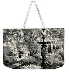 Enid A. Haupt Conservatory Weekender Tote Bag